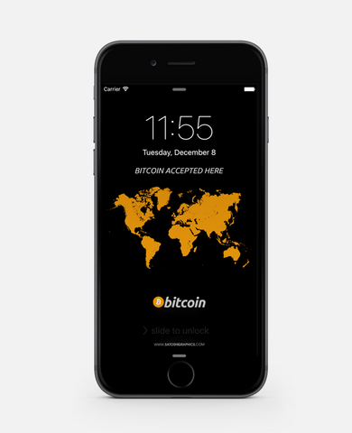 Bitcoin Wallpaper iPHONE
