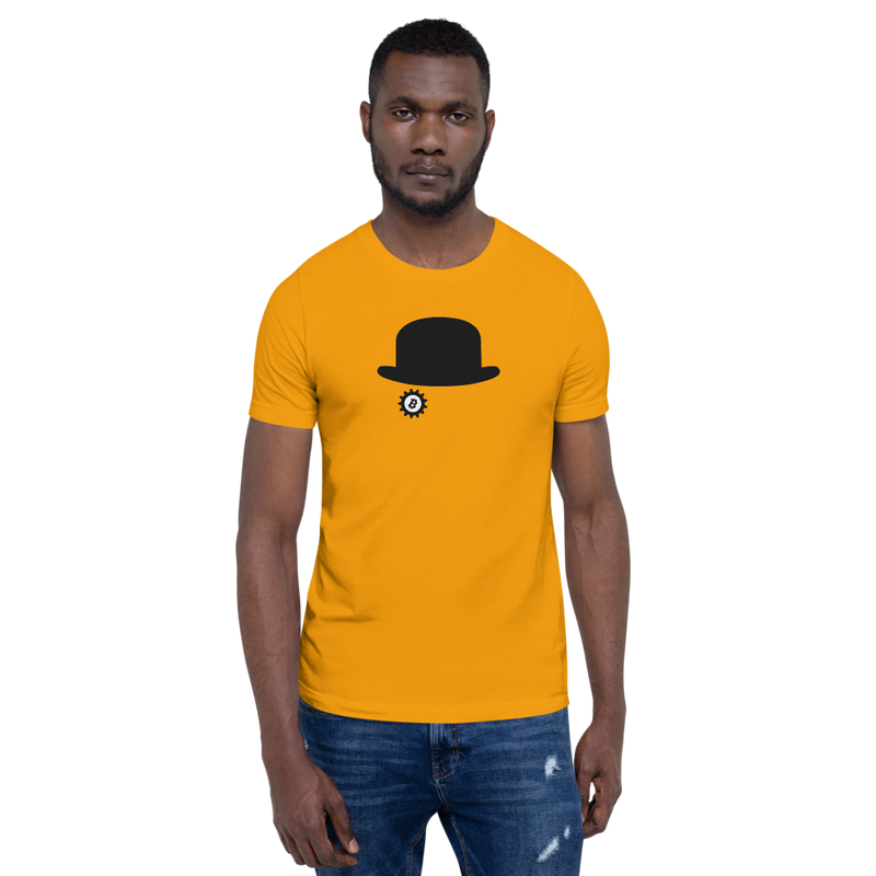Clockwork Orange Bitcoin T-shirt