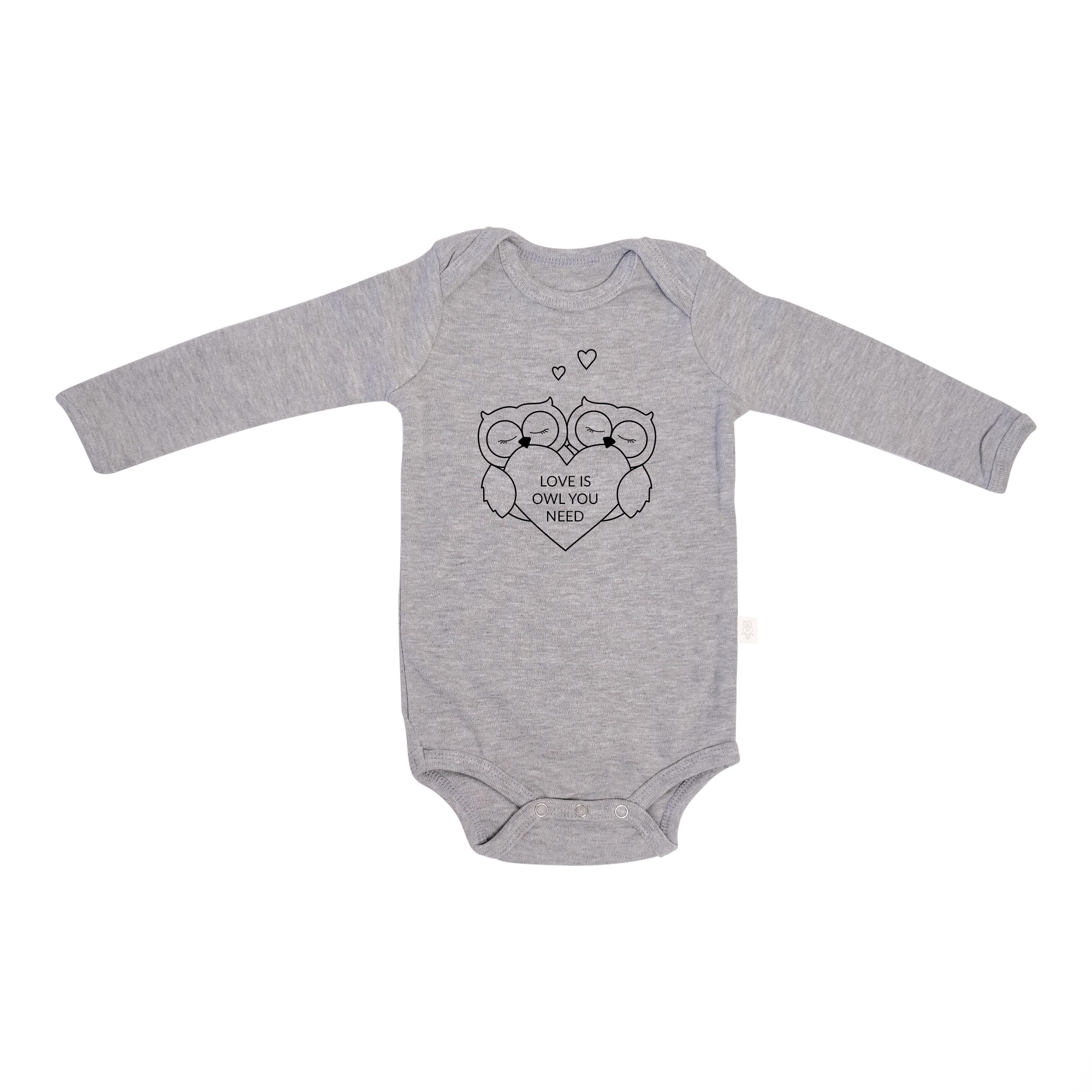 Image of MamaMilla body - Love is owl you need (43598685)