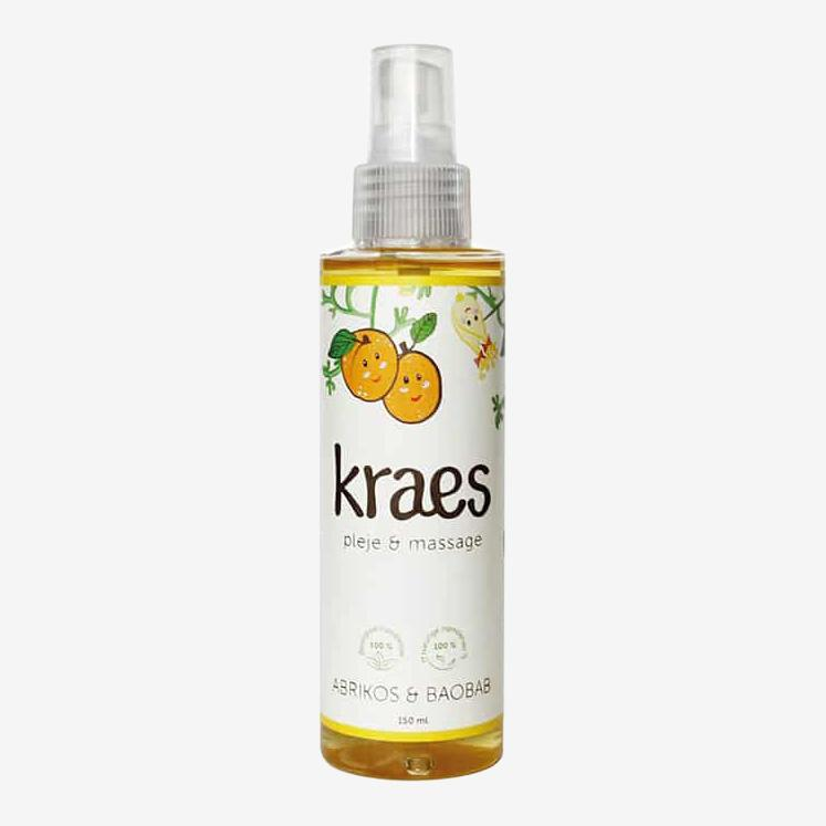 Image of Kraes pleje- og massageolie (11552600)