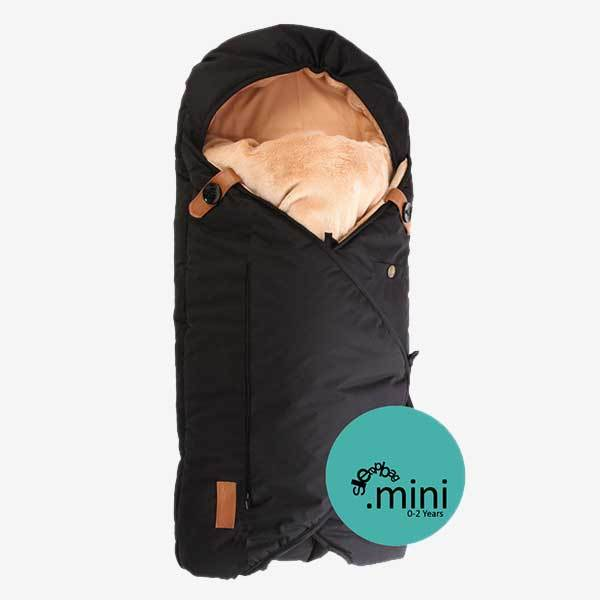 Image of Sleepbag.mini kørepose til kombivognen - sort-brun (14640738)