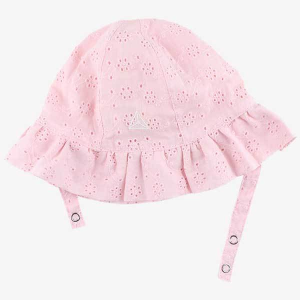 Image of   Nordic Label solhat - Rosa - 0-1 år