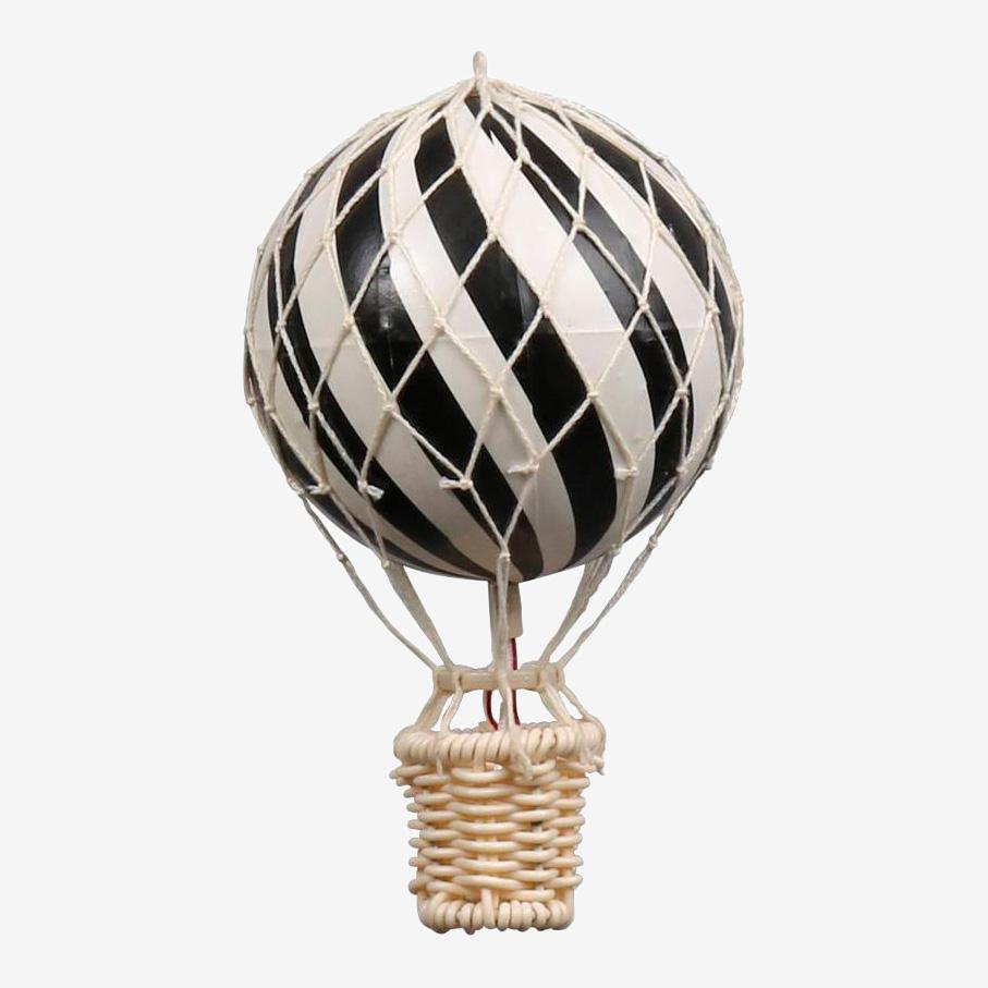 Image of Filibabba luftballon - sort - 10 cm. (11541253)