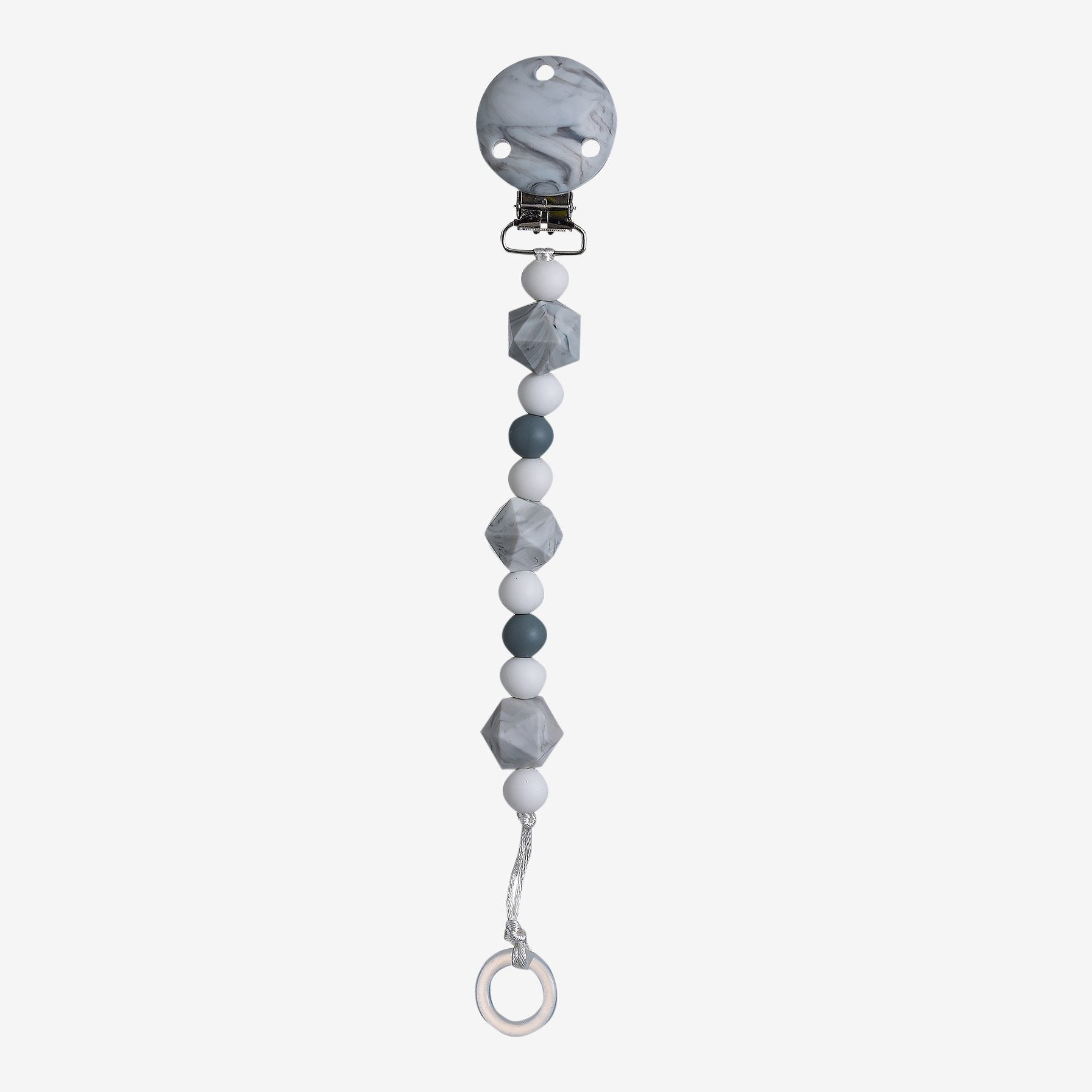 Image of   My Teddy suttesnor - My Baby Rocks - Diamond unisex kæde
