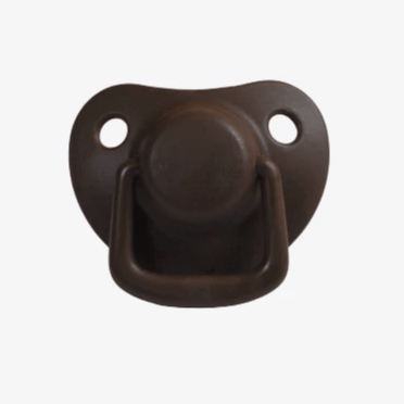 Image of   Filibabba 2 pack sutter - Chocolate - 0-6 mdr.