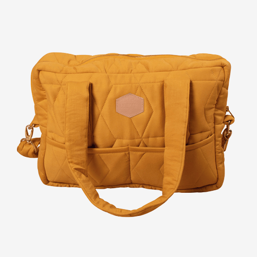 Image of   Filibabba mommybag - Golden mustard