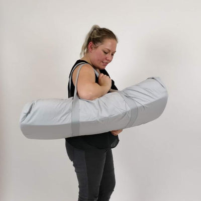 MamaMilla liftcover/bærehank til babynest - Lysegrå Liftcover MamaMilla