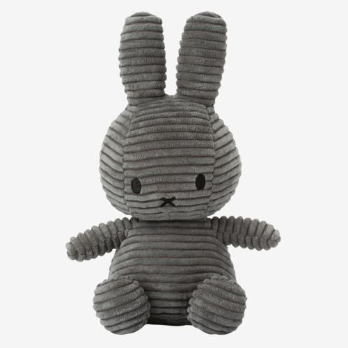 Image of   Miffy bamse - Grå
