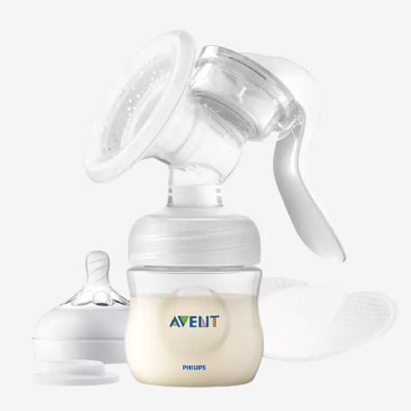 Image of Philips avent - Manuel Brystpumpe (shopify_DK_4531576635479_32082757124183)