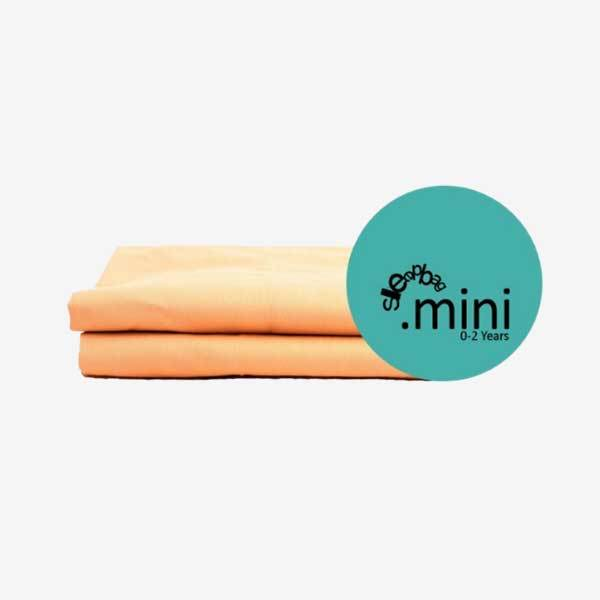 Image of   2 pack lagen til Sleepbag.mini soveposen - brun