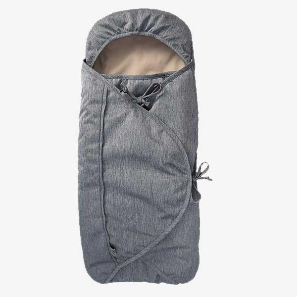 Image of Sleepbag kørepose til autostolen - denim (14629313)