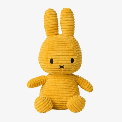 Image of   Miffy bamse - Gul