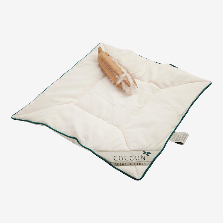 Image of Cocoon Company babyhovedpude med kapok (shopify_DK_211014320157_3034989035549)