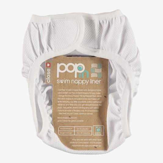 Close Pop in swim nappy liner til svømmeble Badetøj Close