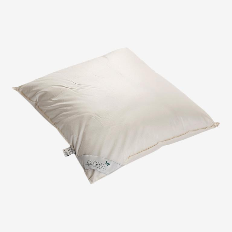 Cocoon Company hovedpude med uld - 60x63 cm - hovedpude - MamaMilla