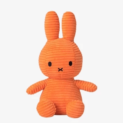 Image of   Miffy bamse - Orange