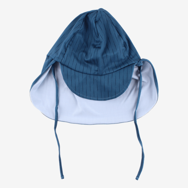 Image of   Small rags solhat - Mallard Blue - 62-68 (3-6 mdr.)