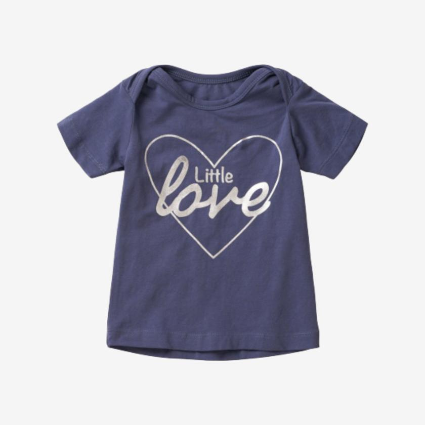 Image of Mommy and me t-shirt - blå - 62 (shopify_DK_4453715312727_31700597932119)