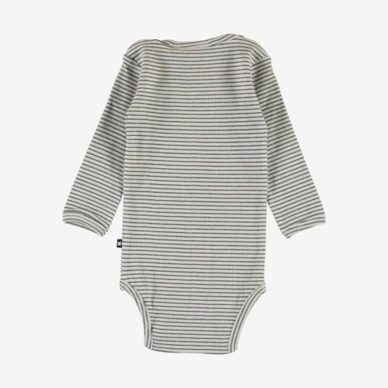 Molo body - White Brown Stripe-Body-MamaMilla
