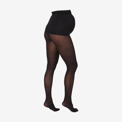 Mamalicious vente-nylonstrømper (50 den) 2-pack