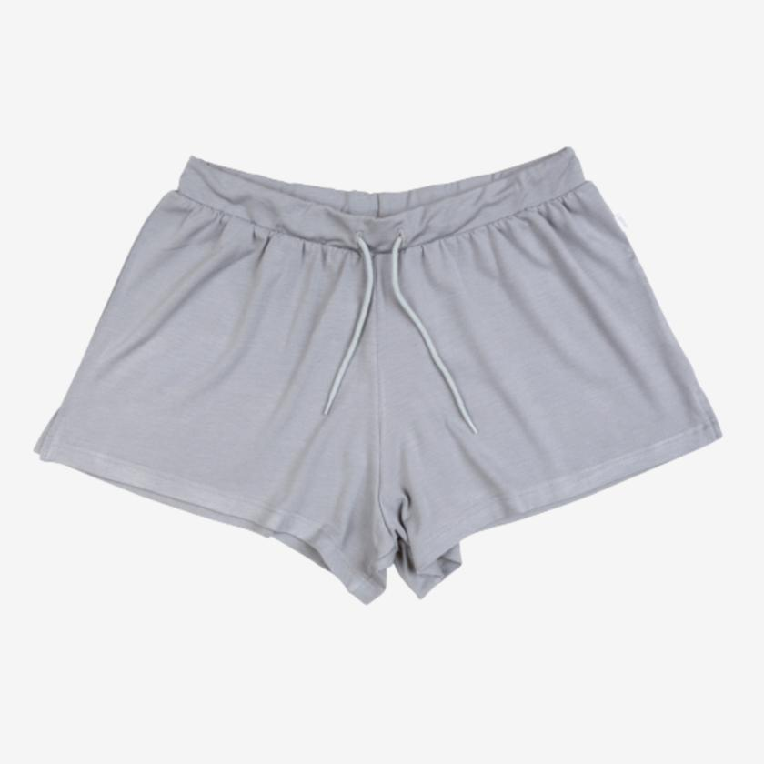 Image of   Joha shorts i bambus-viscose - Grå - XL