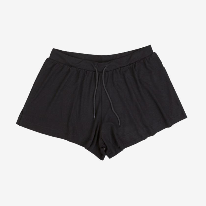 Image of   Joha shorts i bambus-viscose - Sort - L