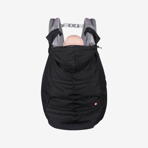 Wombat & Co. all weather cover - Black - Bærecover - MamaMilla
