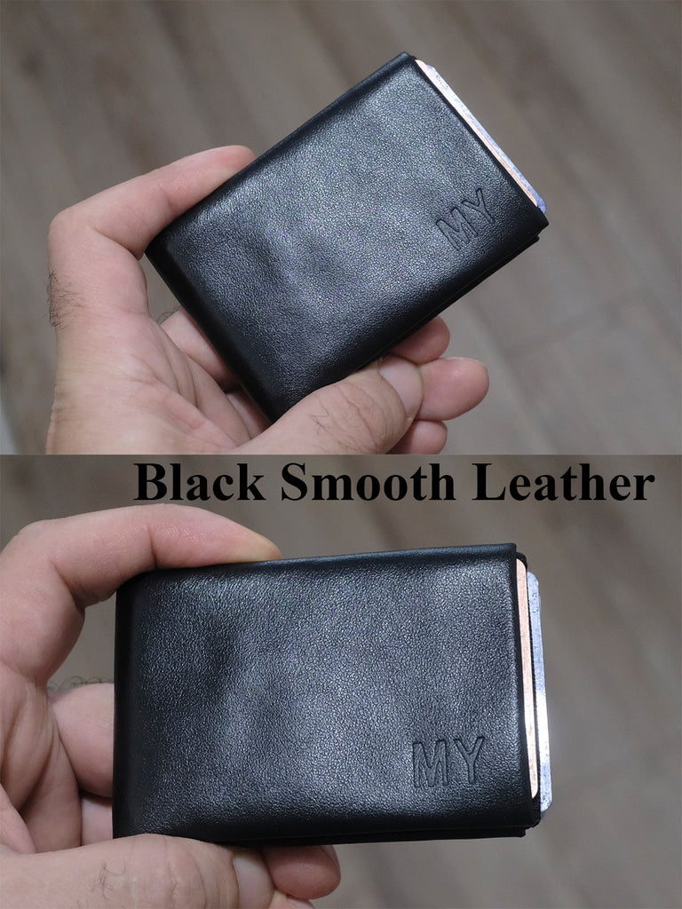 Minimalist Wallets, RFID Blocking Wallets New Generation Nero Wallet