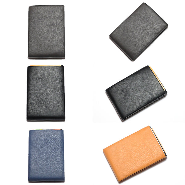 Minimalist Wallets, RFID Blocking Wallets, New Generation Nero Wallet -  WITHOUT RFID Protection - NERO Minimalist Wallet