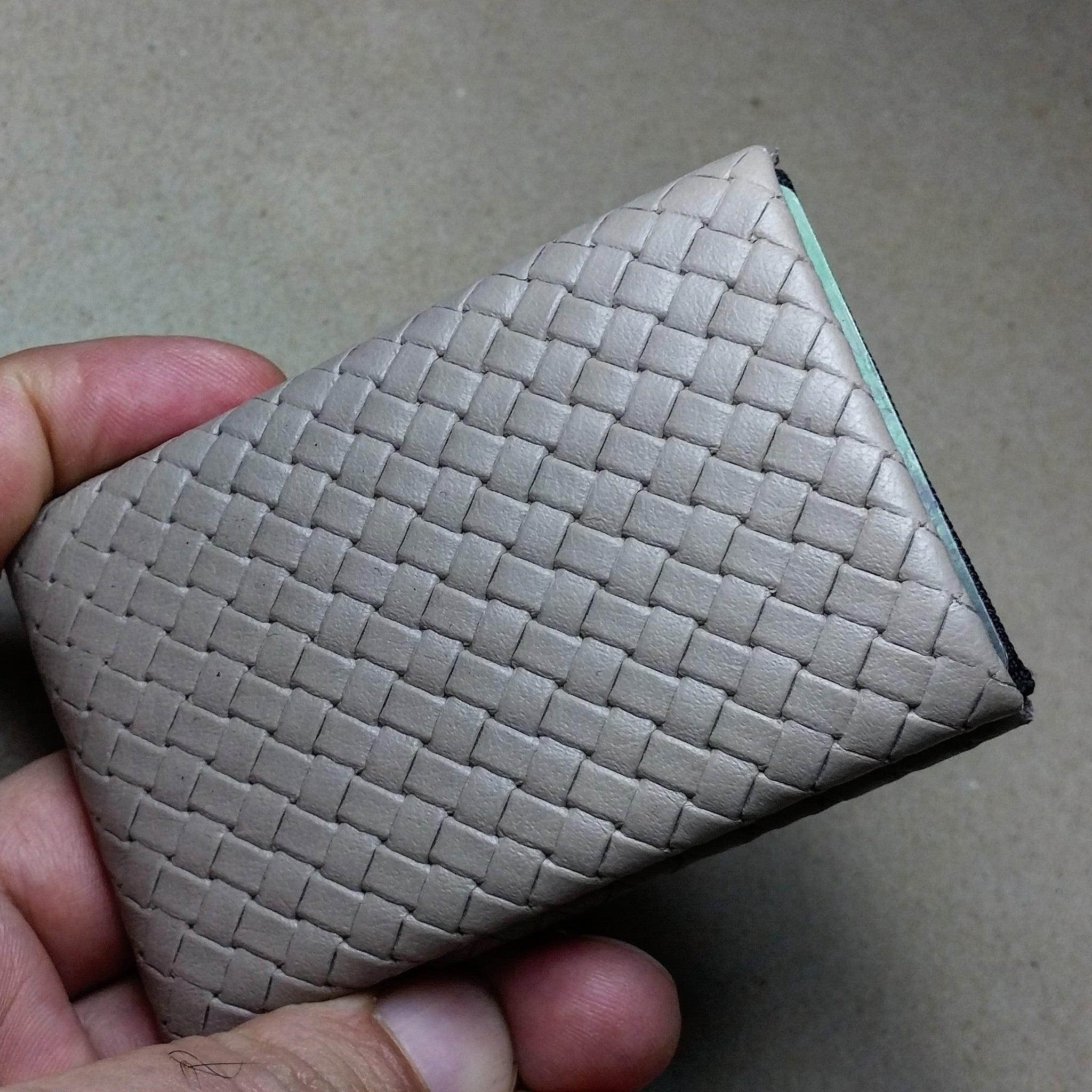 03 Design Pattern Leather -  FULL RFID protection