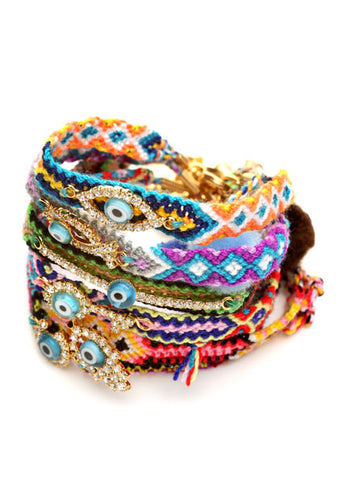 Dana Levy Friendship Bracelets Collection Lookbook