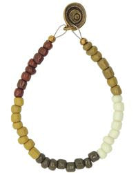 Dana Levy Earthy Gradient Colour Seed Beads