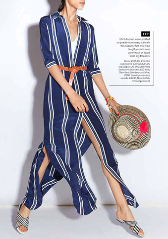 Stylist Magazine featuring Dana Levy Multi Tassel Beaded Bracelet