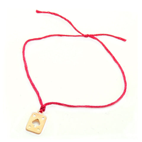 rich red birthday peace inlay gift long days supermall baby pendant life lock old gold child tico jade string necklace hetian