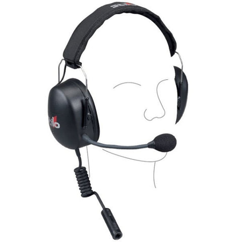 STILO WRC DES HEADSET
