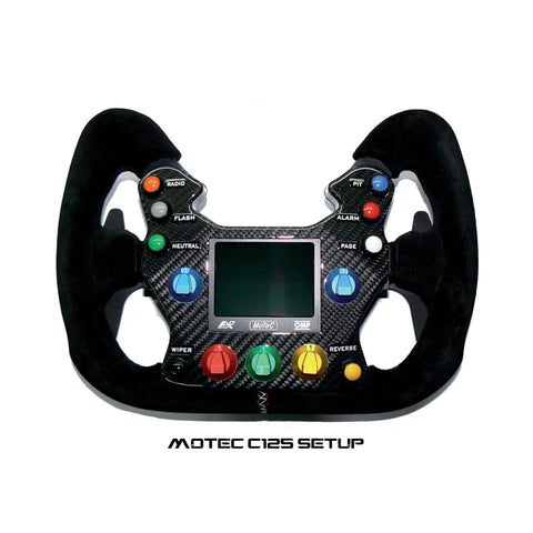 OMP 310 ALU GT STEERING WHEEL