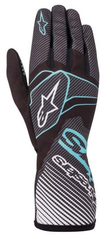ALPINESTARS TECH 1-K RACE V2 CARBON GLOVES