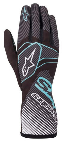 ALPINESTARS TECH 1-K RACE S V2 CARBON YOUTH GLOVES