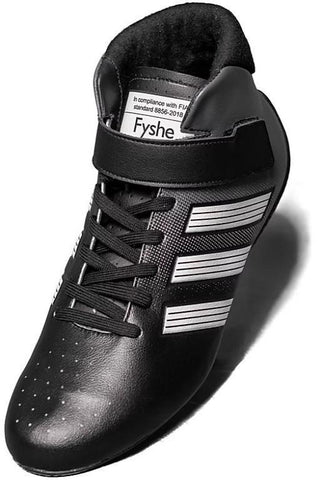 ADIDAS RS RACE BOOTS - Black/Graphite/White