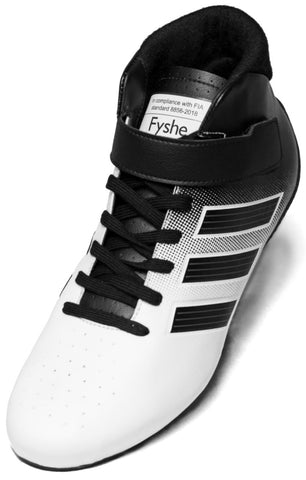 ADIDAS RS RACE BOOTS - White/Black