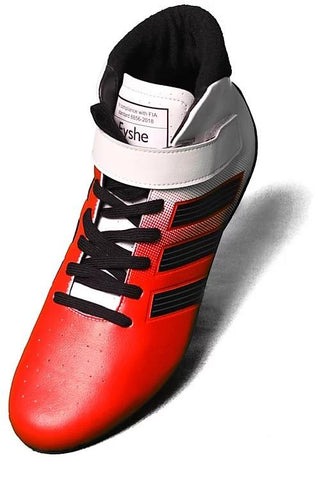 ADIDAS RS RACE BOOTS - Red/White/Black