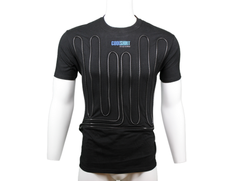 COOLSHIRT - BLACK COOL WATER SHIRT - DRIVER COOLING