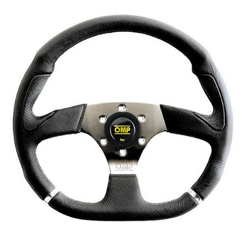 OMP CROMO STEERING WHEEL