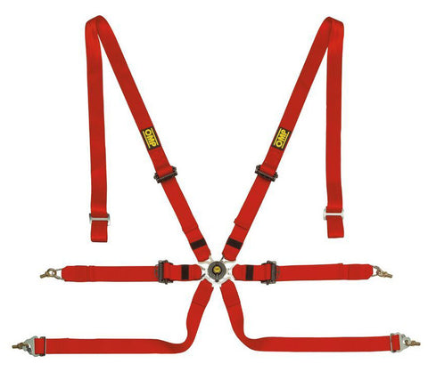 OMP 0202 HSL - SALOON PULL UP/DOWN HARNESS