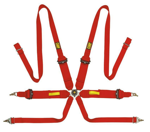 OMP 0203 HL - SALOON PULL UP HARNESS