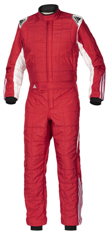 ADIDAS CLIMACOOL NOMEX® RACE SUIT – Red/White