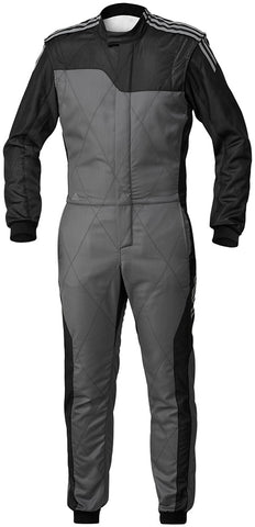 ADIDAS RSR CLIMACOOL® RACE SUIT - Black/Graphite