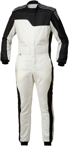 ADIDAS RSR CLIMACOOL® RACE SUIT - Black/White