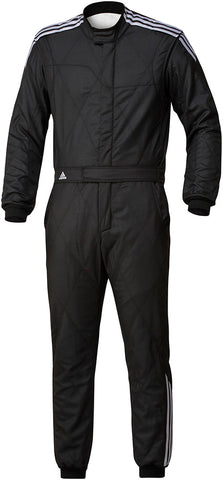ADIDAS RS CLIMALITE® RACE SUIT - Black