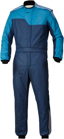ADIDAS RS CLIMALITE® RACE SUIT - Blue/Navy